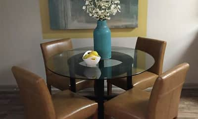 Dining Room, The Vue Lexington, 2