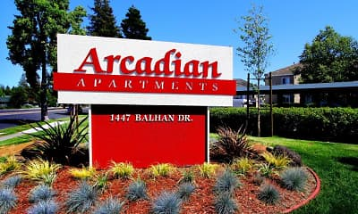 Arcadian Apartments, 0