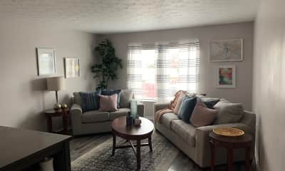 Living Room, Westbrooke Village, 1