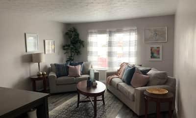 Living Room, Westbrooke Village, 1