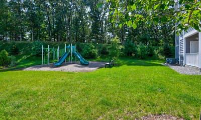 Playground, The Heights Amesbury, 1