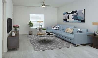 Living Room, Camden Brookwood, 1