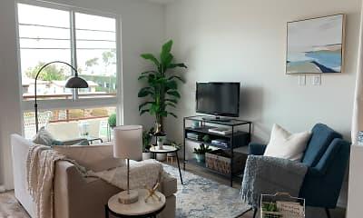 Living Room, Arbor Crest on Fourth, 0