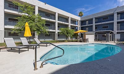 Pool, Arcadia Lofts, 1