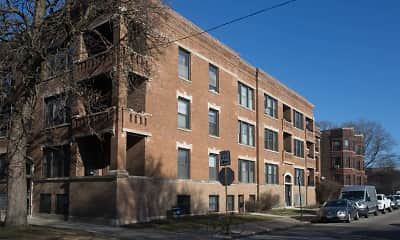 Building, 5335-5345 S. Kimbark Avenue, 1