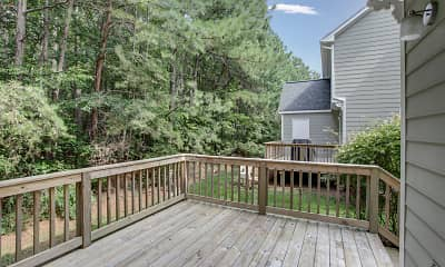 Patio / Deck, Hawks Nest, 2