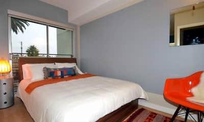 Bedroom, Lincoln SM, 1