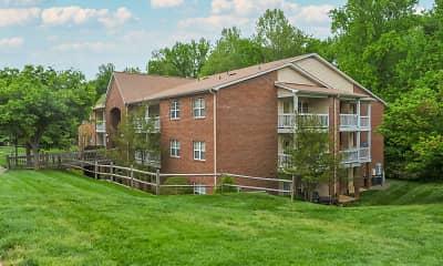 Building, Cardinal Apartments, 0