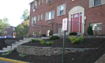 Building, Spring Garden Apartments, 2