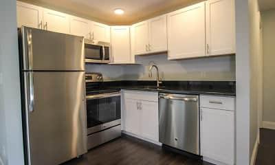 Kitchen, The Claremont, 0