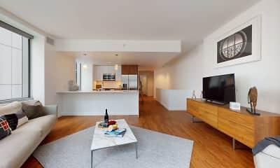 Living Room, 399 Fremont, 0