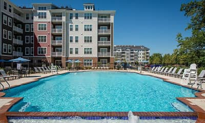 Pool, The Elms at Century, 0