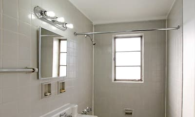 Bathroom, Kennilworth Apartments, 2