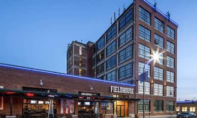 Building, PW Shoe Loft Apartments, 0