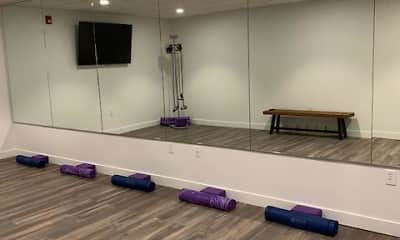 Fitness Weight Room, Blackstone Corner, 2