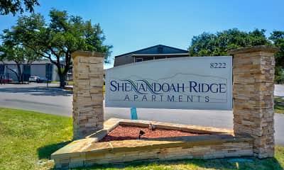 Community Signage, Shenandoah Ridge, 1