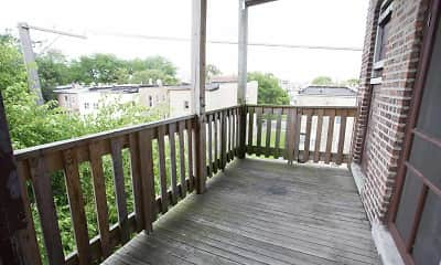 Patio / Deck, 4859 S. Champlain Avenue, 2