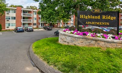 Community Signage, Highland Ridge, 2