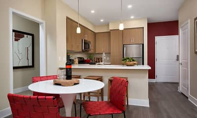 Kitchen, Avalon Chino Hills, 1
