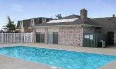 Pool, Hidden Oak Estates, 2