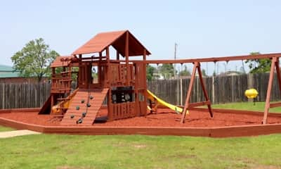 Playground, Lyons Estates, 2