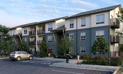 Building, Westlook, 0
