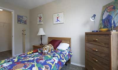 Bedroom, The Gateway at Lake Jackson, 2