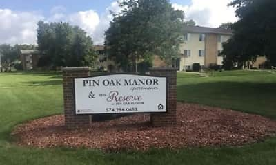 Community Signage, Pin Oak Manor /The Reserve at Pin Oak, 0