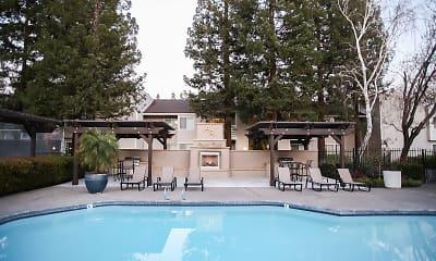 Pool, Autumn Ridge, 1