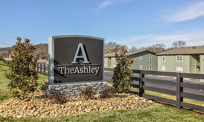 Community Signage, The Ashley Columbia, 2