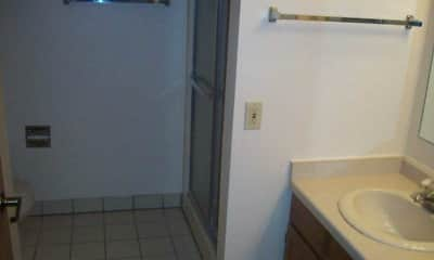 Bathroom, Parkside Apartments / Grace Manor Apartments, 2