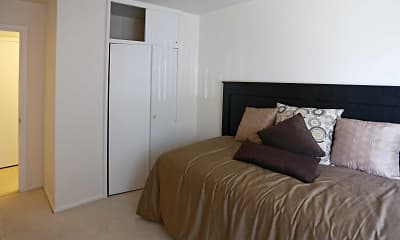 Bedroom, Arbor West Apartments, 0