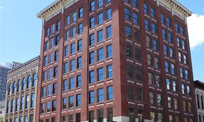 Building, The Randolph Apartments, 2