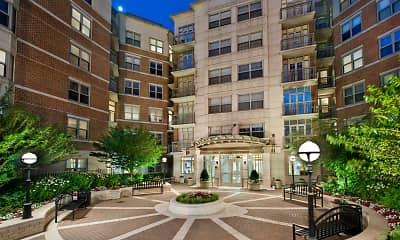 Building, Park Connecticut, 1