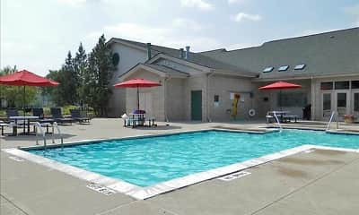 Pool, Woodland Meadows, 2