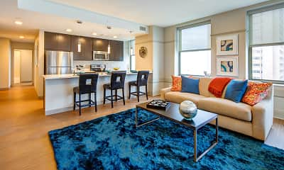 Living Room, The Standard, 0