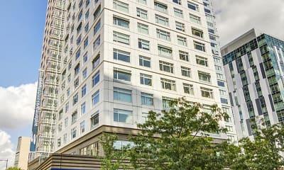 Building, Watermark, 2