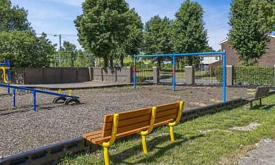 Playground, Hidden Creek, 0