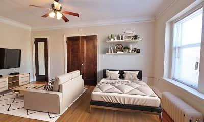 Fremont Apartments, 1