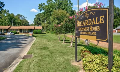 Building, Briardale Apartment Homes, 2