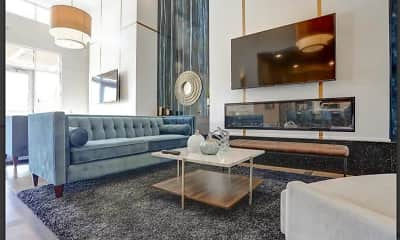 Living Room, Infinity 260, 2