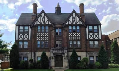 Building, Essex Morley Apartments, 0
