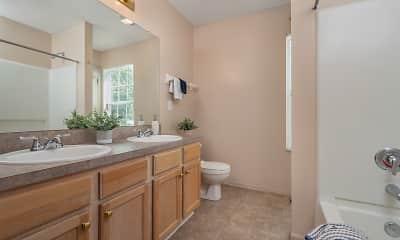 Bathroom, Sylvan Lakes, 2