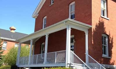 Building, The Randolph Arms, 1