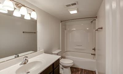 Bathroom, Williamsburg Way, 2