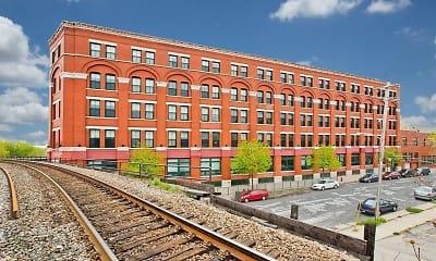 Building, Historic Fifth Ward Lofts, 2