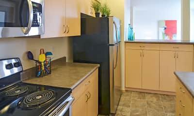 Kitchen, The Sidney, 1
