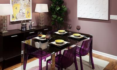 Dining Room, Metro 303, 2