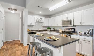 Kitchen, Altamont Summit, 1