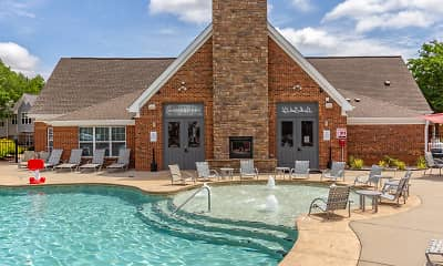 Pool, University Suites Student Apartments, 0